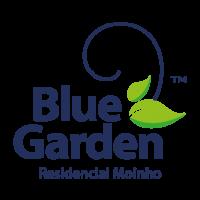 Logo - Blue Garden - Moinho - Cor