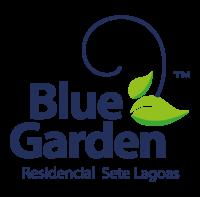 Logo - Blue Garden - Sete Lagoas - Cor